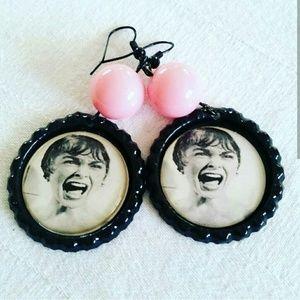 Jewelry - ♥Psycho Bates Motel earrings